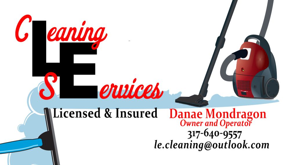 LE Cleaning Services: Cumberland, IN