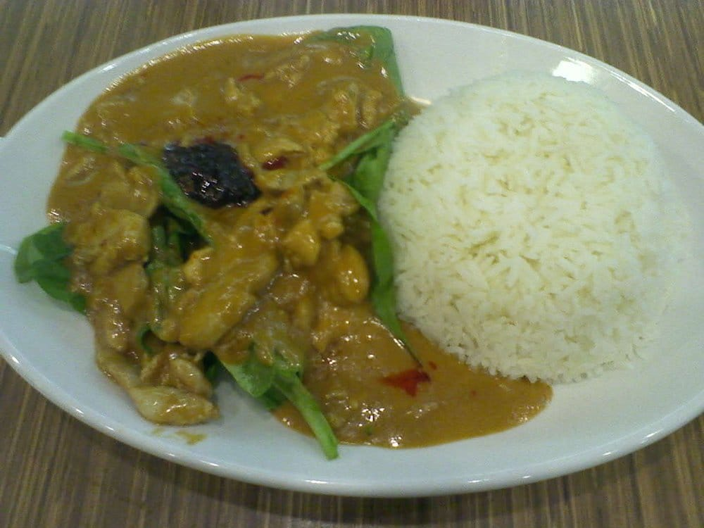 Chicken kar parma a must get yelp for 22 thai cuisine yelp