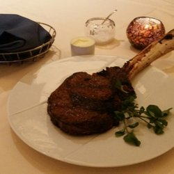 Photo Of Prism Cincinnati Oh United States The Tomahawk Best Steak