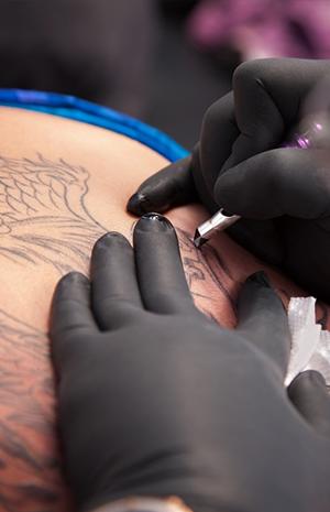 Skyline Tattoo Studio: 202 1st St NE, Little Falls, MN