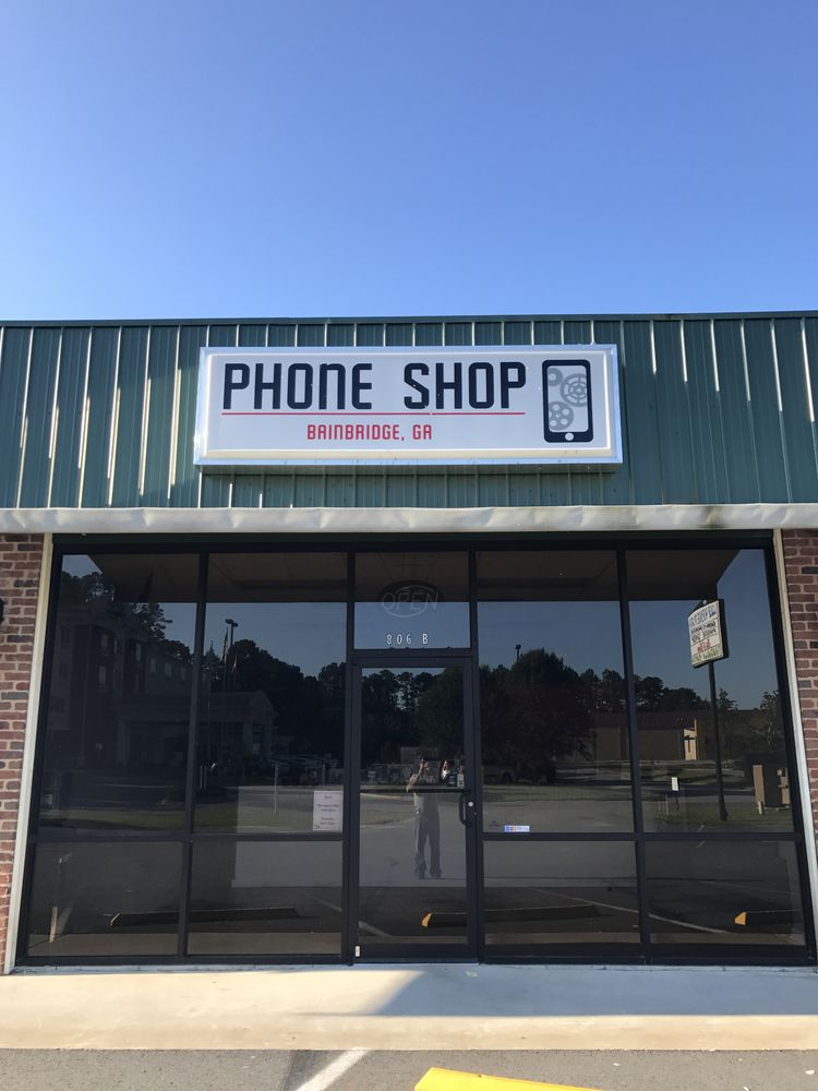 The Phone Shop of Bainbridge: 806 Loop Ave, Bainbridge, GA