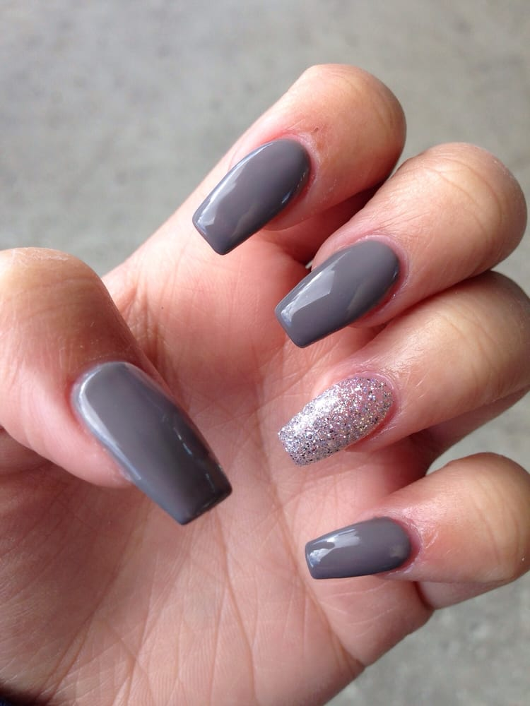 $30 without tip! (Acrylic coffin nails) - Yelp