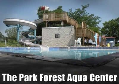 Social Spots from Park Forest Aqua Center