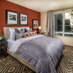 Photo Of Trio Apartments Pasadena Ca United States Bedroom