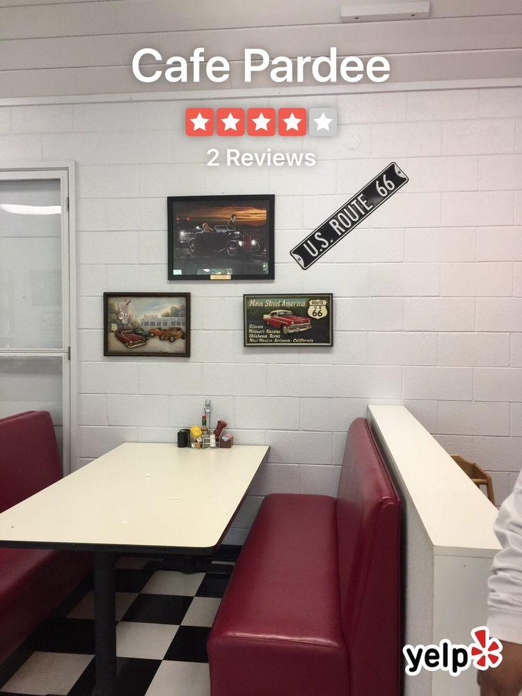 Cafe Pardee: 4900 Stony Creek Rd, Jackson, CA