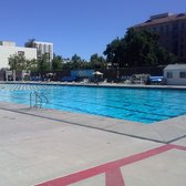 San Jose State University Aquatic Center Closed 31