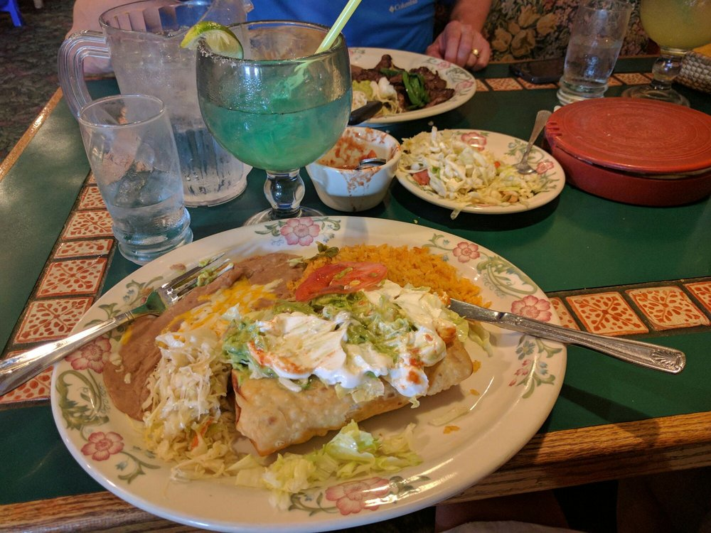 Rancho Chico Family Mexican Restaurant: 22 N Main St, Omak, WA