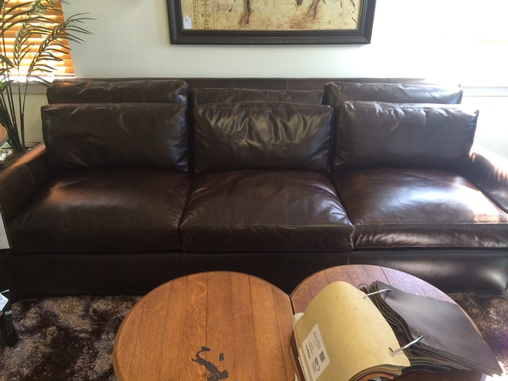 A Huntington House Sofa    Very Comfy To The Couch Potato In ...