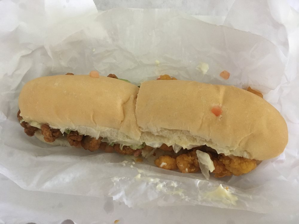 Bayou Blue PO Boys: 1987 Highway 182, Houma, LA