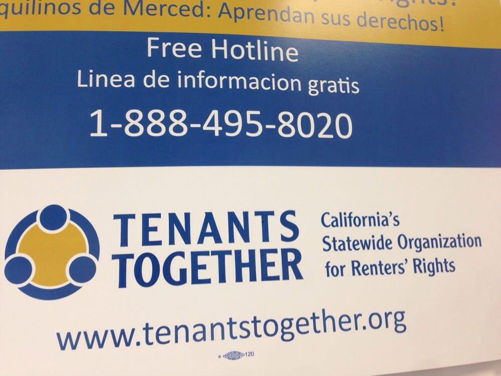Tenants Together - General Litigation - 995 Market St, Union