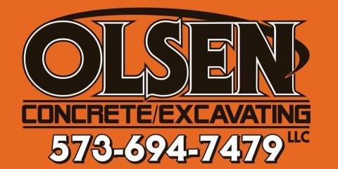 Olsen Concrete/Excavating: 640 Murphy Ford Rd, Centertown, MO