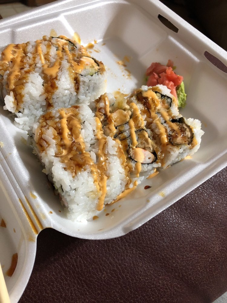 OEC Japanese Express: 4811 29th Ave, Meridian, MS