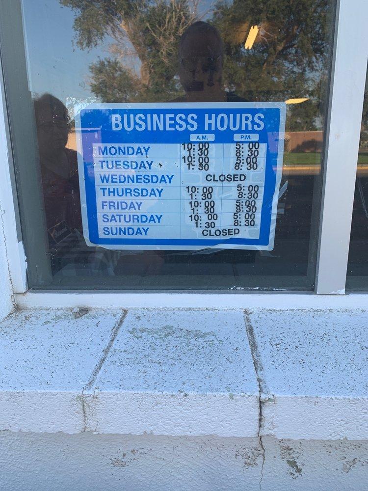 El Rancho Cafe: 305 N Main, Holcomb, KS