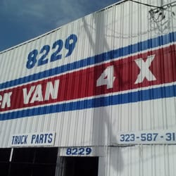 Photo Of Southern California Truck Van 4x4 Parts Los Angeles Ca