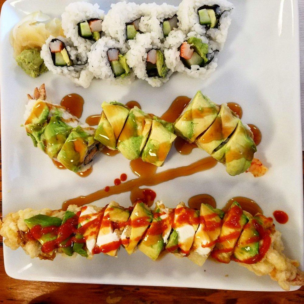 Samurai Japanese Restaurant: 983 N Main St, Salinas, CA
