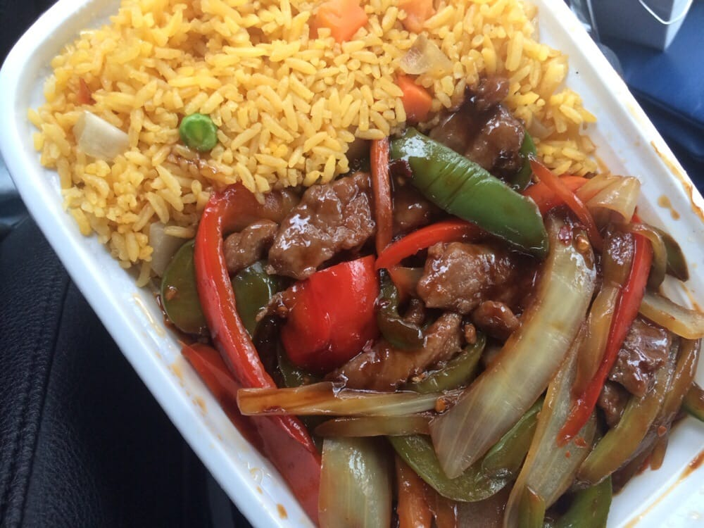 Chinese Food On Ave Z And Coney Island