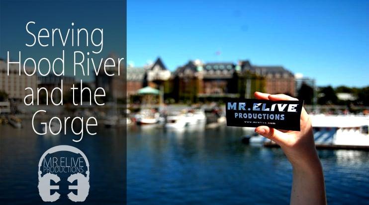 Mr. Elive Productions: 2866 Cottage Ln, Hood River, OR