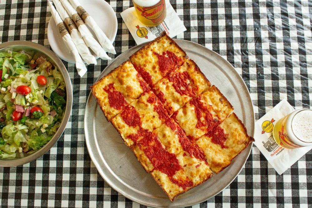 Buddy's Pizza: 5314 S Westnedge Ave, Portage, MI