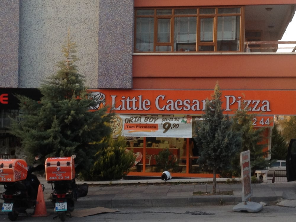 Little Caesars is the third-largest pizza restaurant in the USA, behind Pizza Hut and Domino's Pizza. It was founded in by Mike Ilitch, Marian chicksonline.gqg name: Little Caesars.