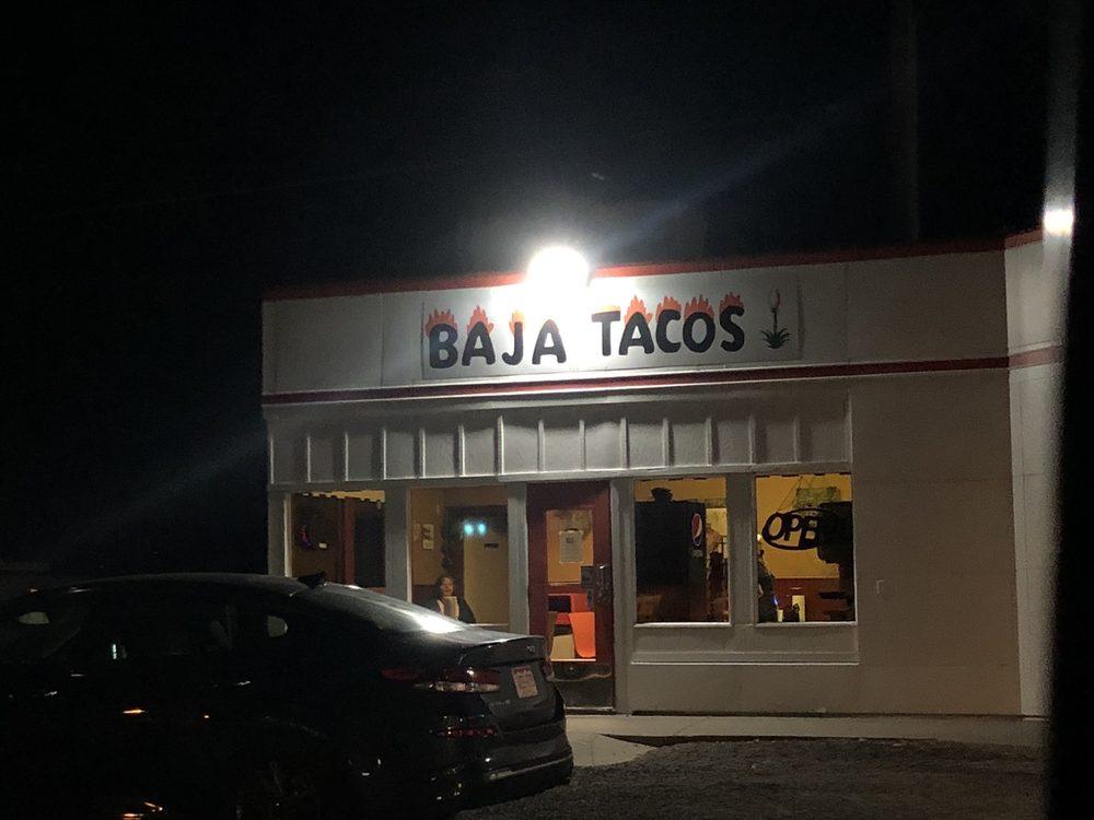 Baja Tacos: 231 Broadway St, Sterling, CO