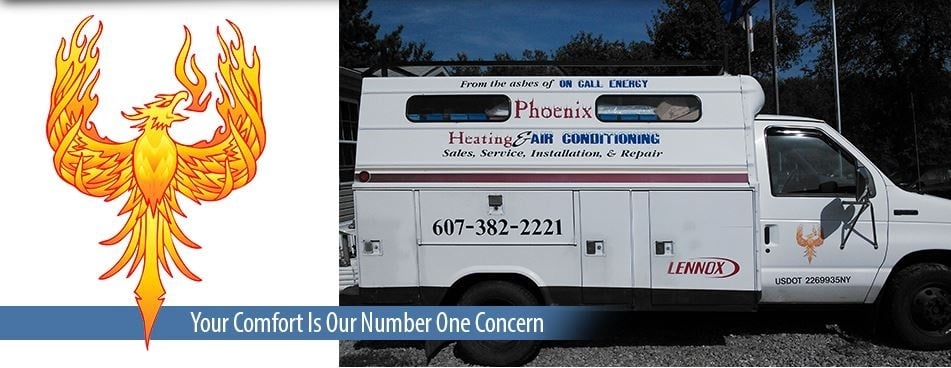 Phoenix Heating And Air Conditioning: 3767 Smith Pond Rd, Avoca, NY