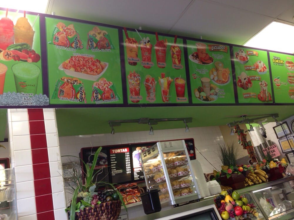 Super Bionicos - 22 Photos - Juice Bars & Smoothies - 3709 Gage Ave ...