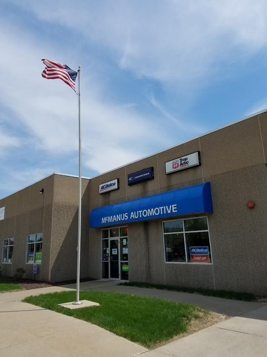 McManus Automotive: 550 8th St SW, Altoona, IA