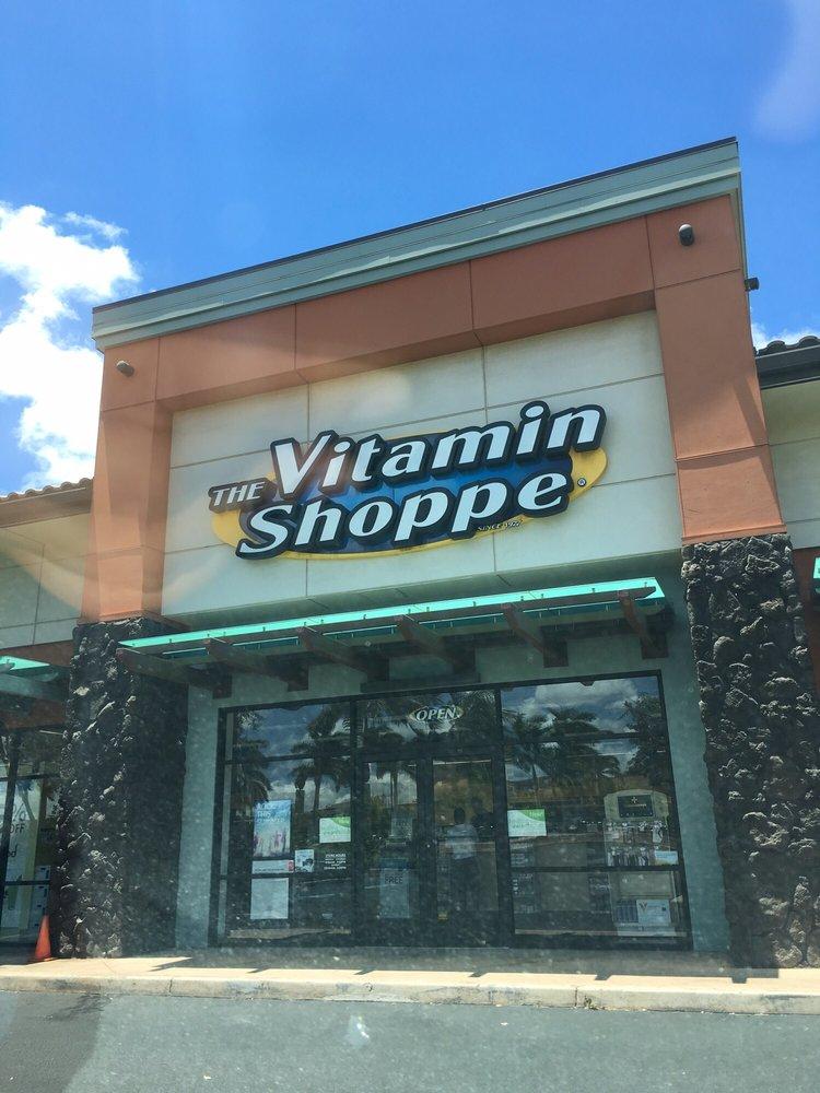 The Vitamin Shoppe: 4480 Kapolei Pkway, Kapolei, HI