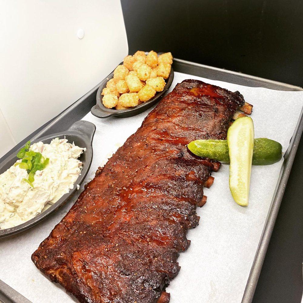 Jerrys Downtown BBQ: 7380 Redwood Blvd, Novato, CA