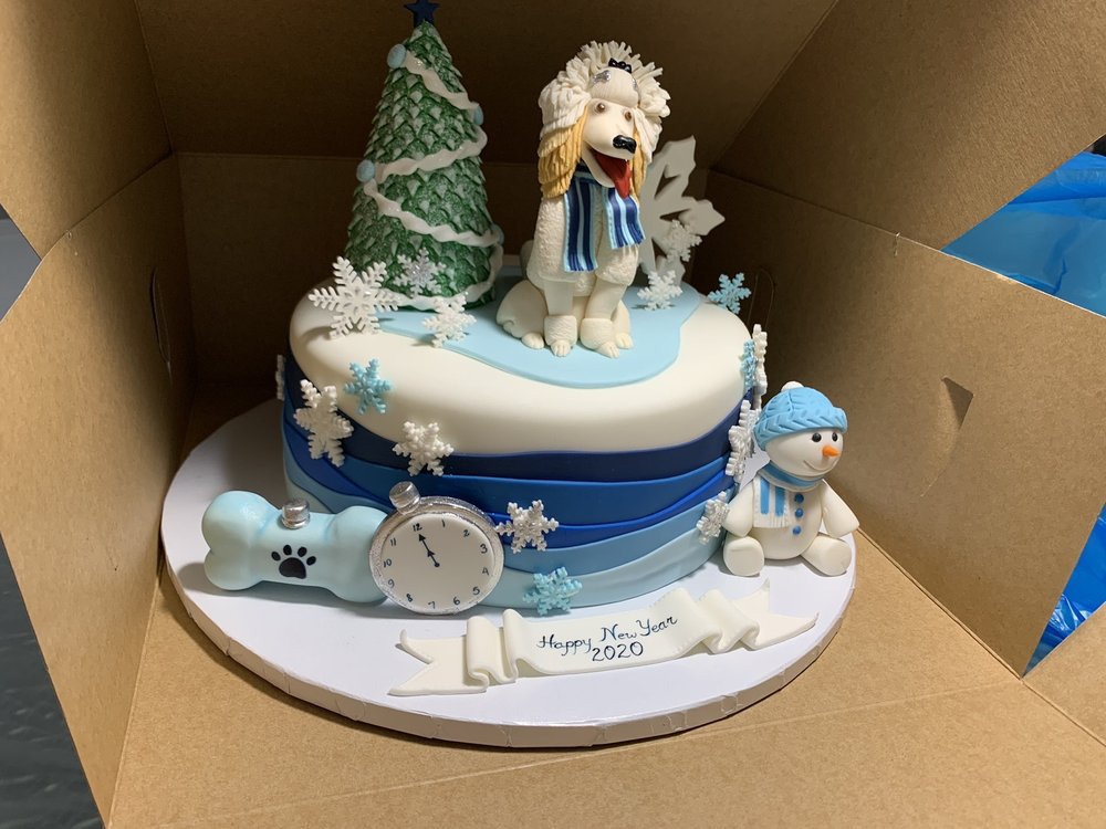 Maidy's Cakes by Design: 19800 SW 180th Ave, Miami, FL