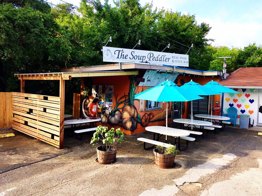 The Soup Peddler Real Food & Juice Bar