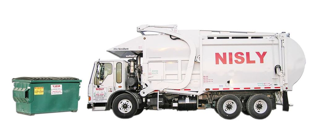 Nisly Brothers Trash Service: 5212 S Herren Rd, Hutchinson, KS