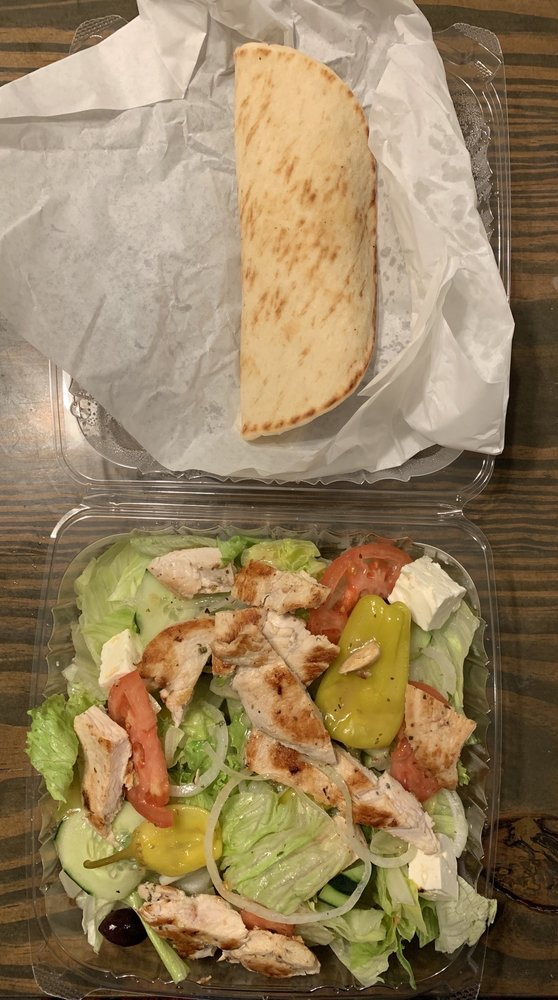Nicky's Gyros: 6401 Melton Rd, Portage, IN