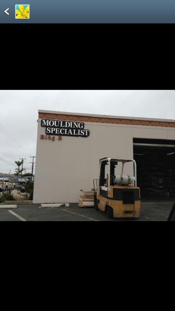 Moulding Specialist: 14600 Goldenwest St, Westminster, CA