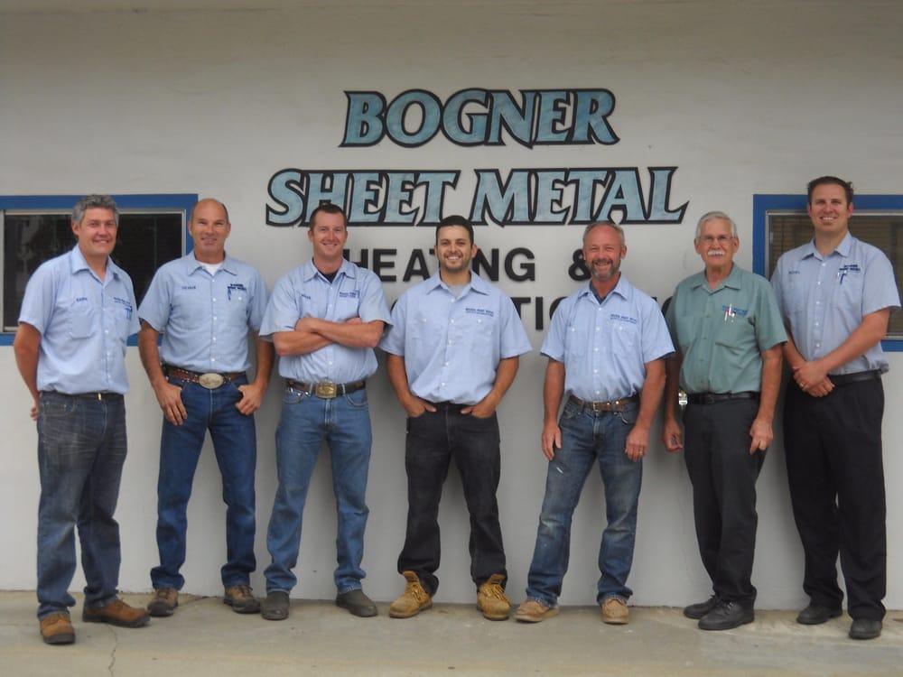 Bogner Sheet Metal Heating & Air Conditioning