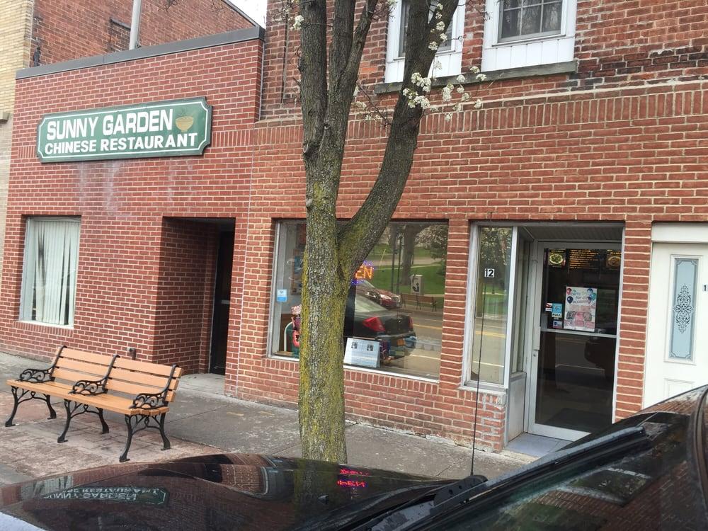 Sunny Garden: 12 S Main St, Churchville, NY