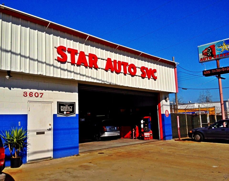 Star auto service garages 3607 airline dr metairie for Garage auto star antony