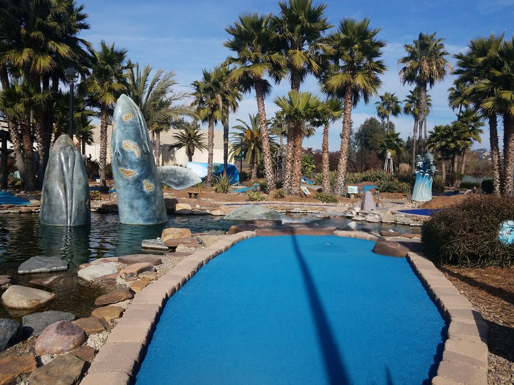 Mini golf di Pelly