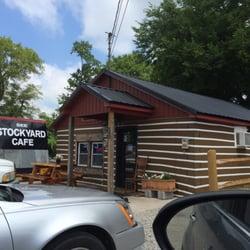 Stockyard Cafe Restaurants 610 W Shoal St Pulaski Tn