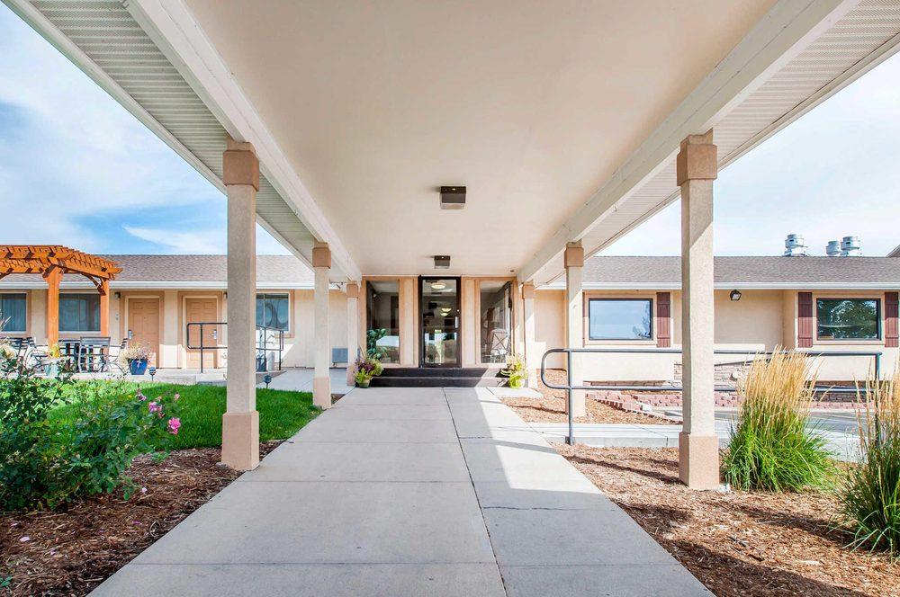 Rodeway Inn: 1409 Barlow Rd, Fort Morgan, CO