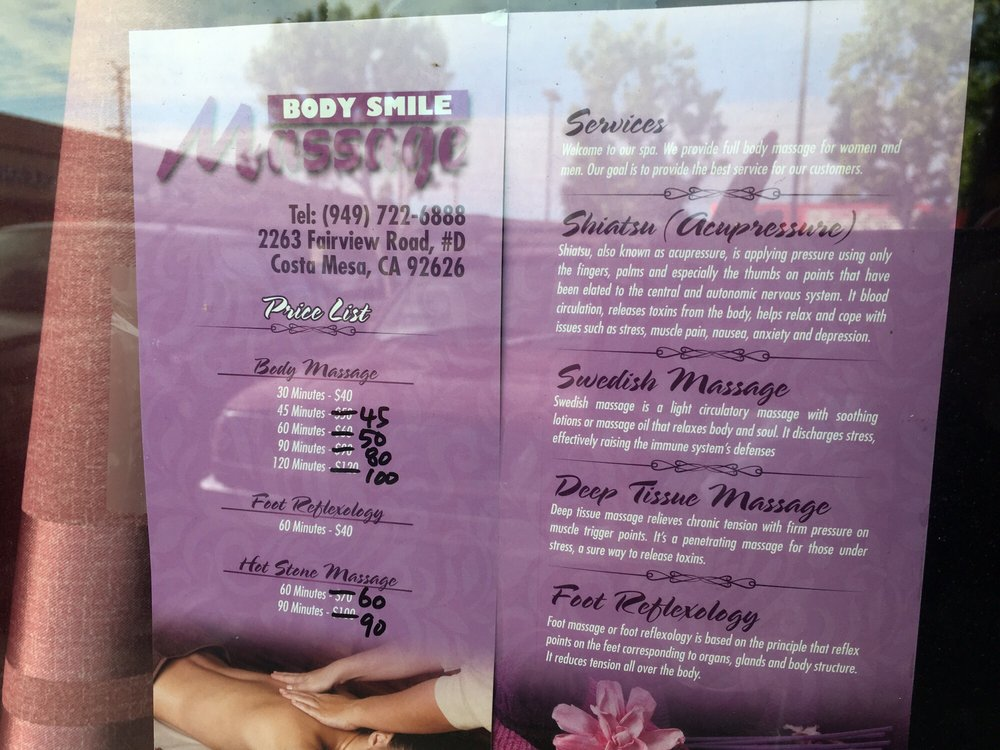 Body Smile Massage