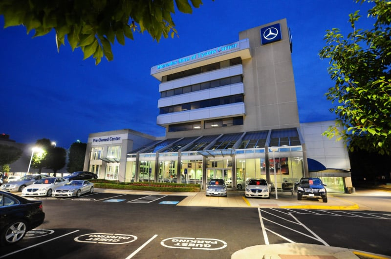 Mercedes benz of tysons corner 91 photos 126 reviews for Mercedes benz dealership phone number