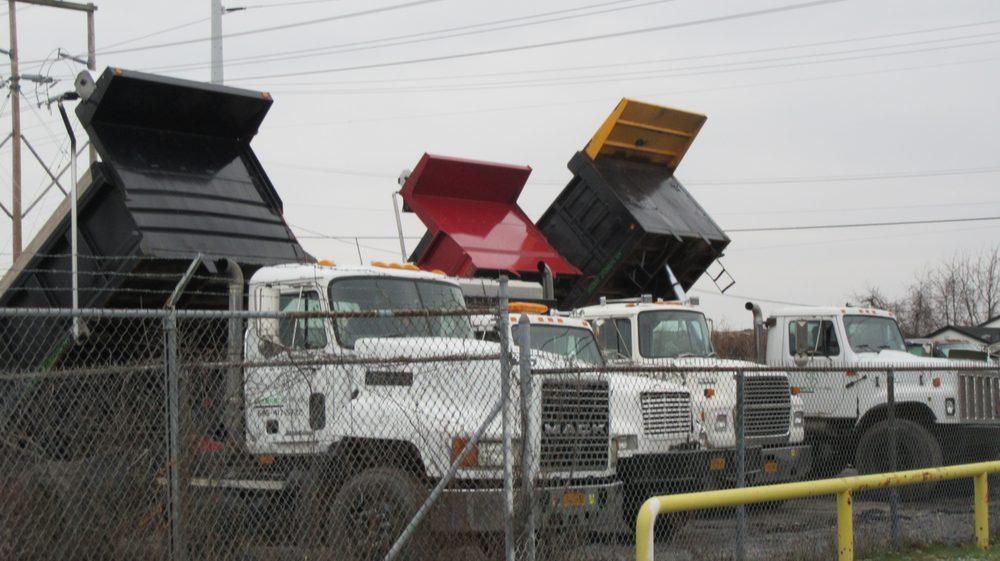 Globalsoft Equipment: 837 Buffalo Rd, Rochester, NY