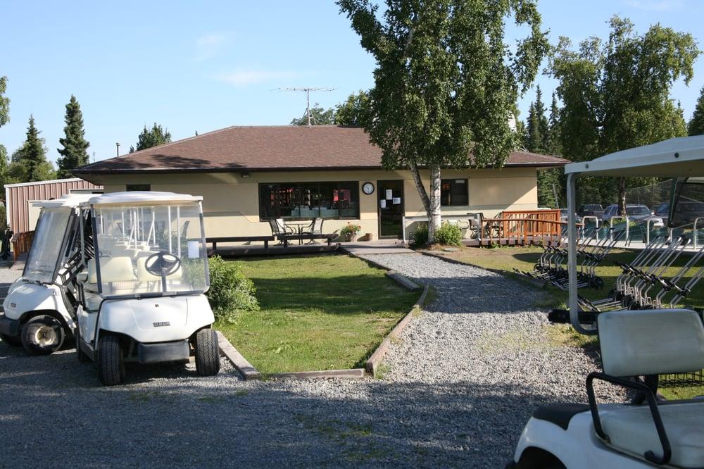 Kenai Golf Course & Cafe: 1420 Lawton Dr, Kenai, AK