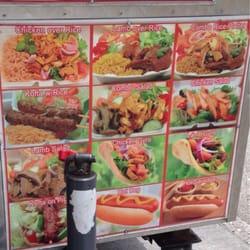 King Food / Halal Food - Street Vendors - 339 Adams St