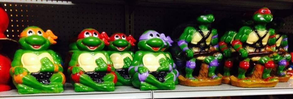 Ninja Turtles Ceramic Piggy Banks Yelp