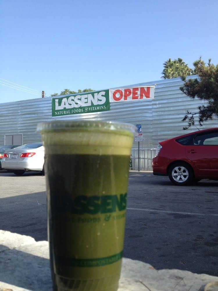 Lassens Natural Foods Vitamins Los Angeles Ca