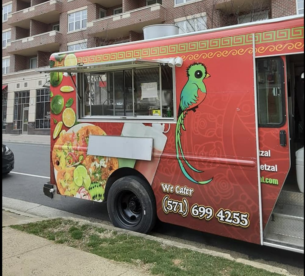 Fiesta El Quetzal: 3705 Wilson Blvd Arlington, Arlington, VA