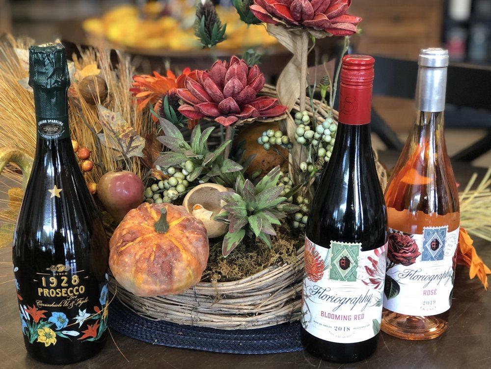 Albertine Florals Wine & Gifts