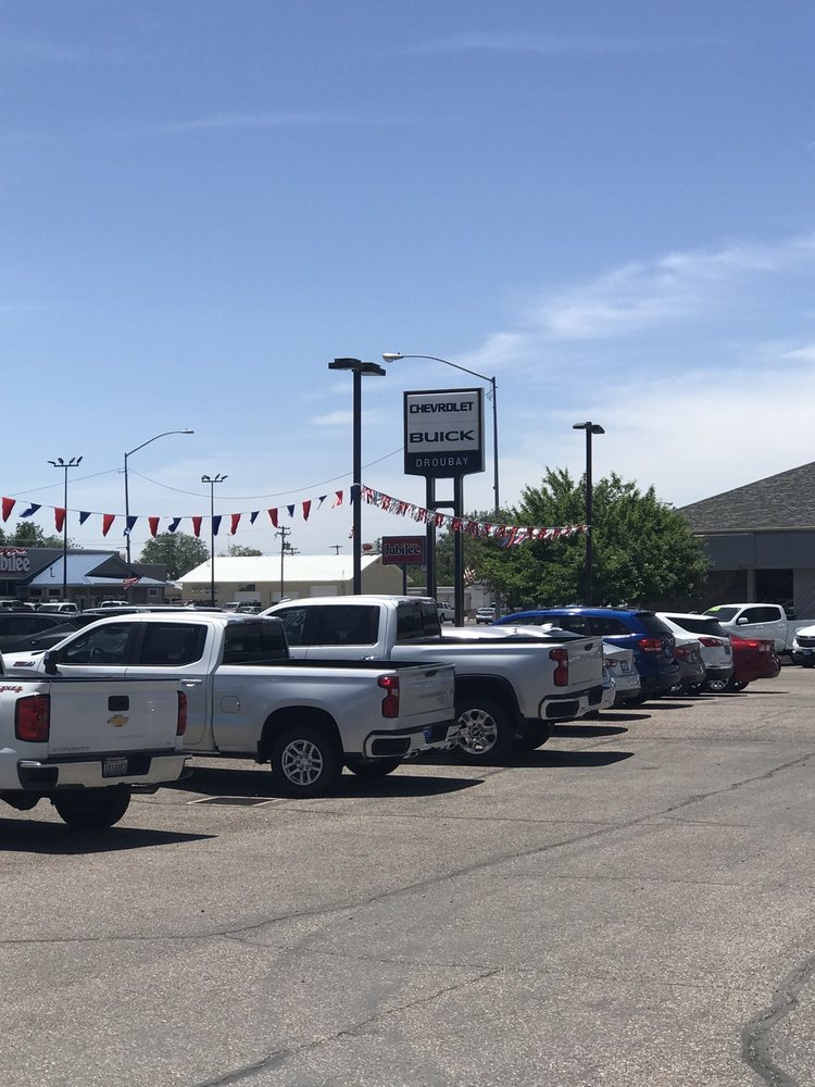 Droubay Chevrolet Buick: 348 West Main St, Delta, UT